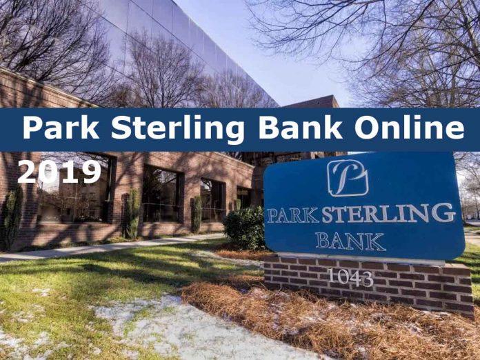 Park Sterling Bank Online Banking Login Guide